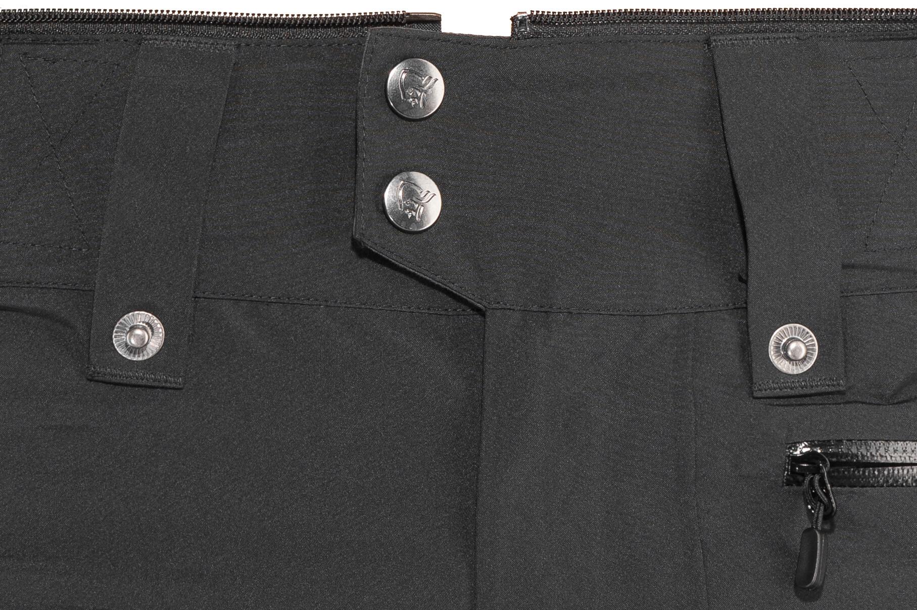 Norrøna Norrøna Norrøna W's Lofoten Gore-Tex Insulated Pants Caviar f268d2
